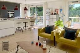 renovation appartement pompignane montpellier