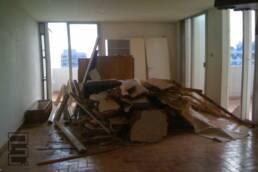 renovation duplex centre ville la grande motte