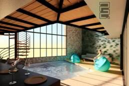 construction maison la Boissiere