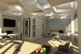 renovation agence immobilière la grande motte