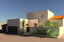extension maison la grande motte