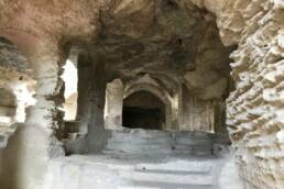 architecture paysage saint roman